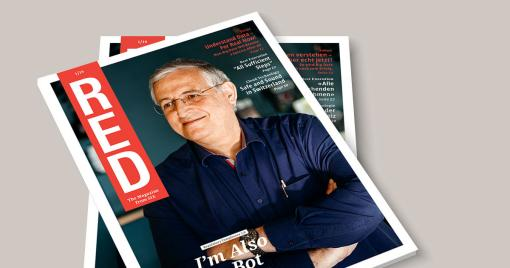 RED – the Magazine from SIX