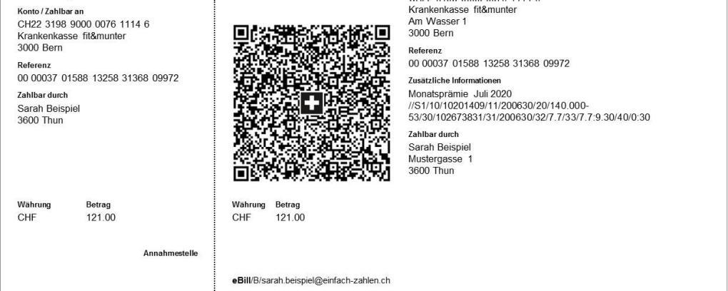 Launch of the QR-bill in Switzerland
